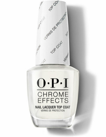 Chrome - Nail Lacquer Top Coat 15ml
