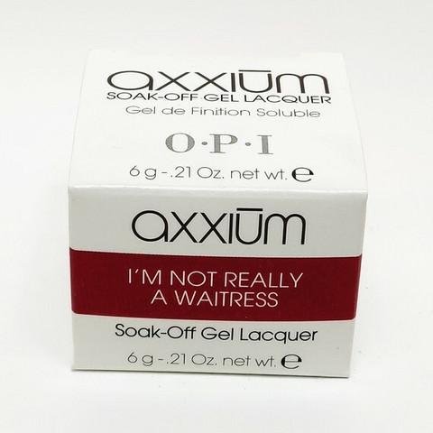 Axxium Soak-Off Gel I'm Not Really a Waitress 6g