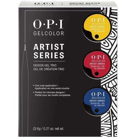 Gel Color Artist Series Trio