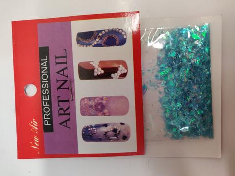 Kynsikoristeet - Turquoise