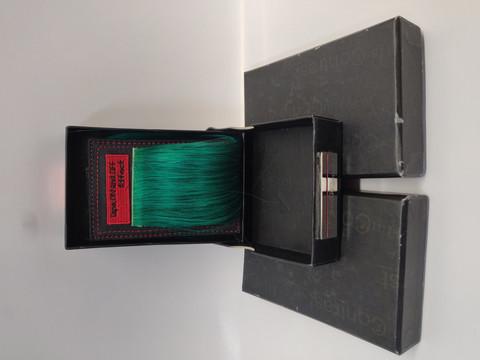Hair Contrast - Aitohius Teippipidennys - Dark Green