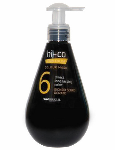 HI-CO Colour Mask - Biondo Scuro Dorato