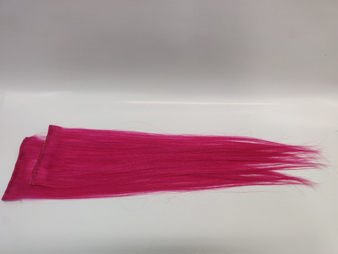 Hair Contrast - Aitohius Klipsipidennys - Pink