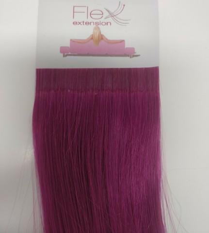 Hair Contrast - Flex - Aitohius - Fuchsia - 15cm