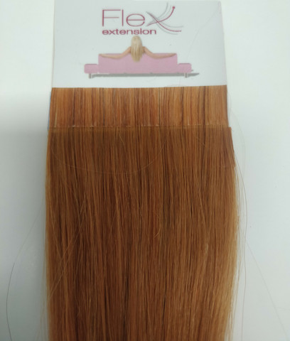 Hair Contrast - Flex - Aitohius - Copper Blonde - 15cm