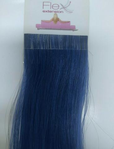 Hair Contrast - Flex - Aitohius - Blue - 30cm