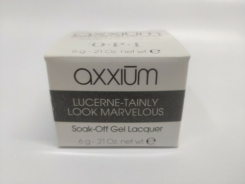 Axxium Soak-Off Gel Lucerne-Tainly Look Marvelous 6g