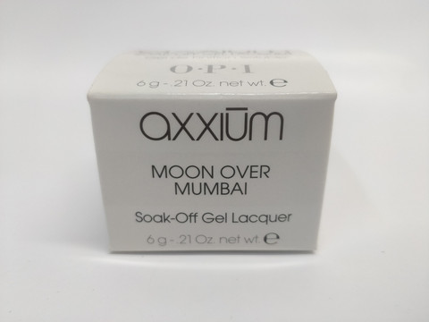 Axxium Soak-Off Gel  Moon Over Mumbai 6g