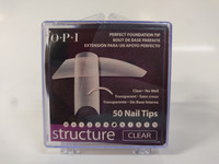 OPI Nail Tips - Structure Nail Tips - Clear