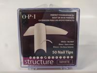 OPI Nail Tips - Structure Nail Tips - White