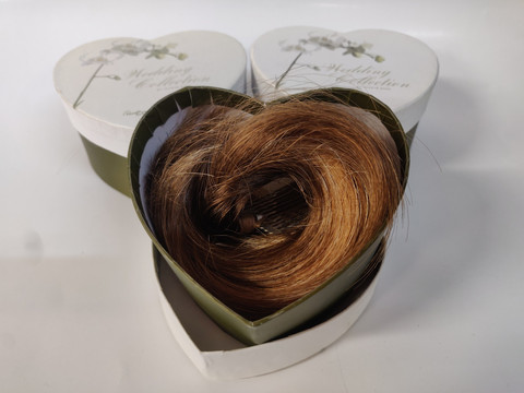 Hair Contrast - Wedding Collection - Light Brown