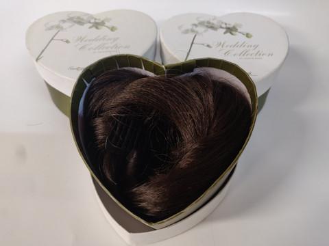 Hair Contrast - Wedding Collection - Dark Brown
