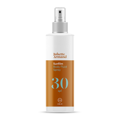 Body Fluid Spray SPF 30 200ml