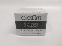 Axxium Soak-Off Gel Suzi Loves Cowboys 6g