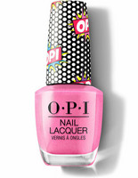OPI Pop Culture 2018 - Pink Bubbly 15ml