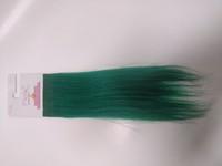 Hair Contrast - Flex - Aitohius - Green - 20cm