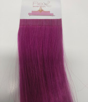 Hair Contrast - Flex - Aitohius - Fuchsia - 35cm - Curly