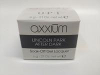 Axxium Soak-Off Gel  Lincoln Park After Dark  6g