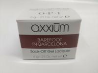 Axxium Soak-Off Gel Barefoot In Barcelona 6g