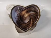 Hair Contrast - Wedding Collection - Brown with Highlights