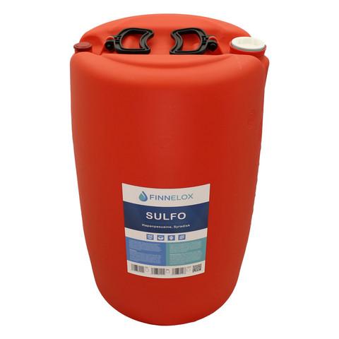 Sulfo Hapanpesuaine 60L