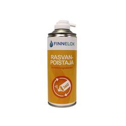 Rasvanpoistaja aerosoli