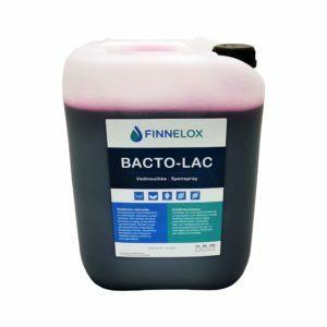 Bacto-Lac vedinsuihke 60L
