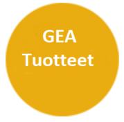 GEA ja FULLWOOD laitteisiin sopivat tuotteet