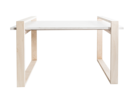 OHTO Nordic Home -LAAKA Sofa Table, white