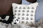 TEIJA HELIN DESIGN PANDA linen pillowcase