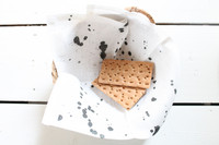 TEIJA HELIN ROISKE bread basket towel