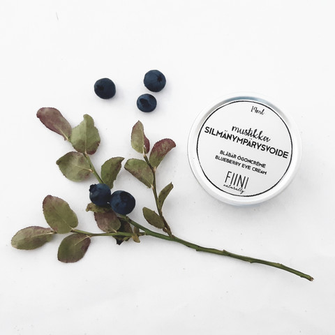 FIINI NATURALLY Blueberry eye cream
