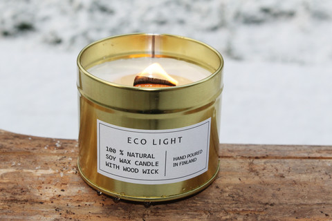 Soy wax candles from our ecological online store - OHTO Nordic Home - Every  piece made with love in Finland