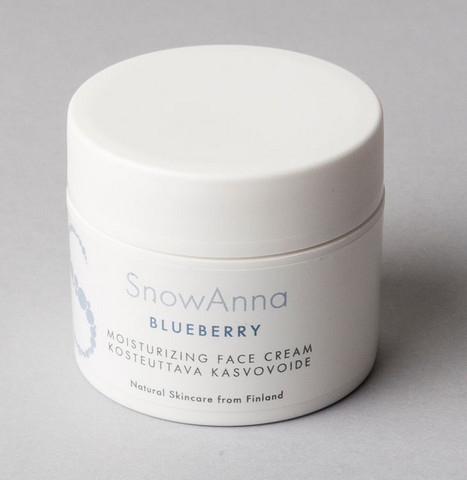 SNOWANNA Blueberry face cream