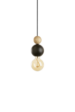QUU DESIGN, QUU Lamp, Medium BN