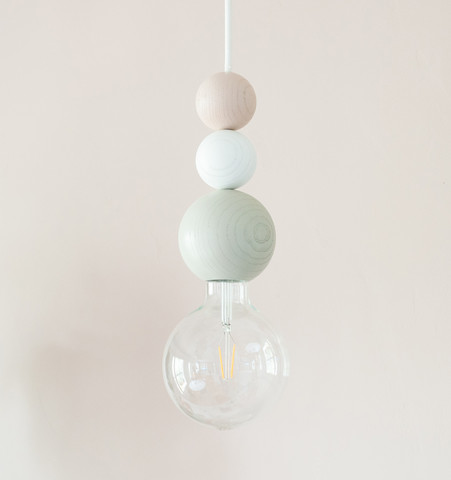 QUU DESIGN,  QUU Lamp,  Large LGWR
