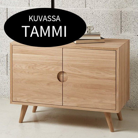 Priima Kaluste OIVA -sideboard, many colors