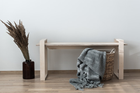 OUTLET OHTO Nordic Home Design -LUOTO bench, wood