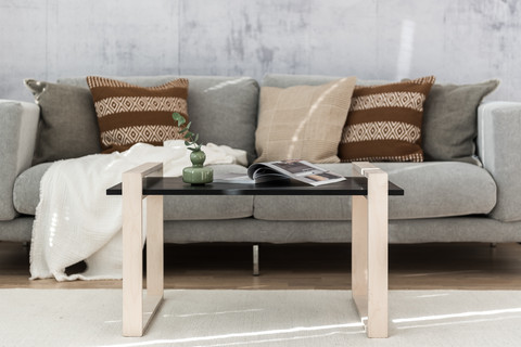 OUTLET OHTO Nordic Home -LAAKA Sofa Table, black