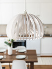 OHTO Nordic Home -KAJO Design Lamp, white