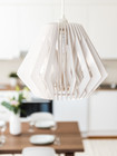 OHTO Nordic Home -KOTA Design lamp, white