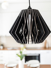 OHTO Nordic Home -KOTA Design lamp, black