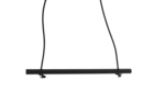 OHTO Nordic Home -KAISLA wooden rack 60cm, black