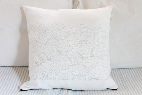 TEIJA HELIN DESIGN Cloud cushion cover
