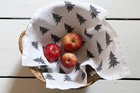 TEIJA HELIN bread basket towel