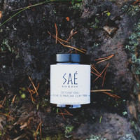 SA'E NORDIC Detoxifying Algae & Matcha Cleansing Clay Mask