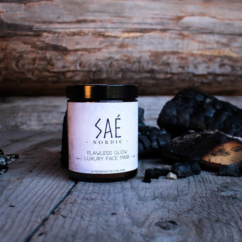 SA'E NORDIC Flawless Glow Luxury Revitalizing Clay Mask