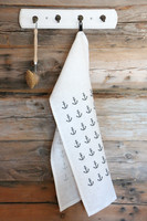 TEIJA HELIN kitchen towel off-white