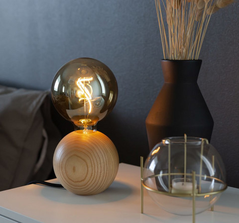 QUU DESIGN, QUU Tablelamp , ash