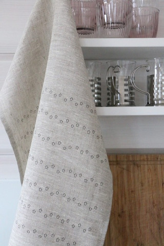 TEIJA HELIN kitchen towel beige